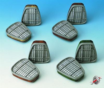 Filtro mascarilla 3m 6200 - Mascarillas con filtro ...