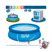 PISCINA INTEX DE 3.05*76 COD 56922